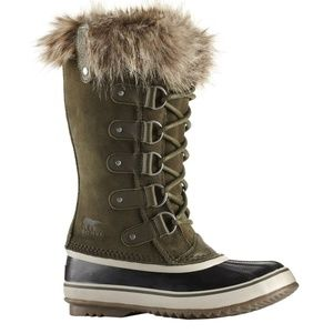 Sorel Joan of Arctic Winter Snow Rain Boots 8